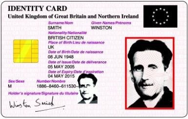 carte d identité anglaise Grande Bretagne : La carte d'identité sécurisée piratée en 12 MINUTES