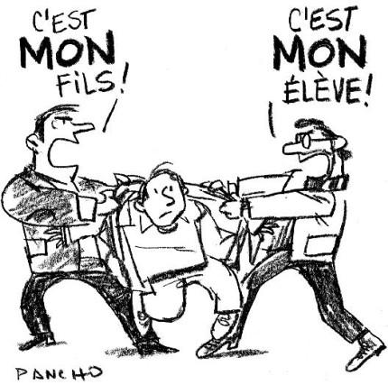 France Championne des Grèves Elevefilspancho